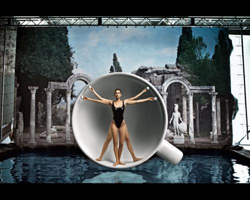 Lavazza 2009... Фотограф Annie Leibovitz (8 фото)