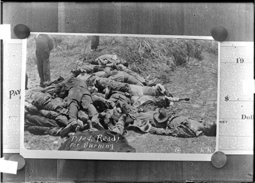 Ретро фотография. Мексиканская революция.1910-1920.Р.Ранйон (301 фото)