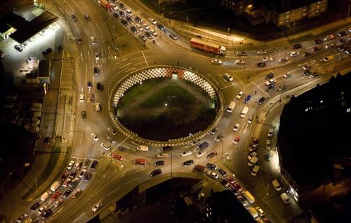 Ночной Лондон (17 фото)