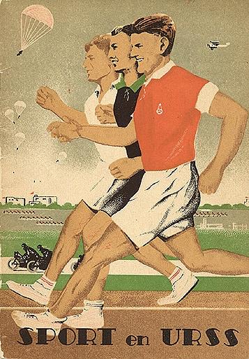 Советские рекламные плакаты для иностранцев (105 плакатов)