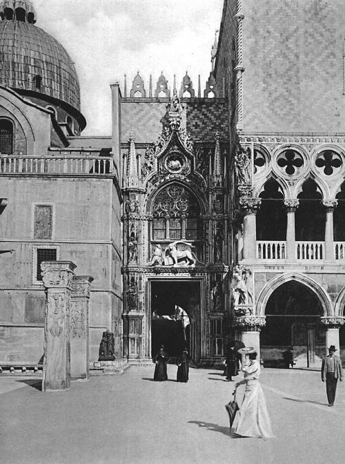 Виды Венеции начала 20 века (37 фото)