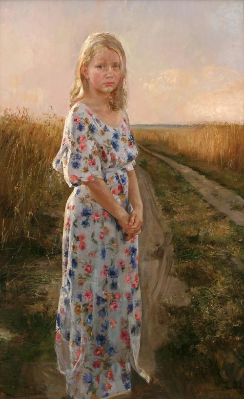 Современная живопись: Natasha Milashevich (10 работ)