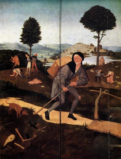 История живописи.Иероним Босх.16 век (112 работ)