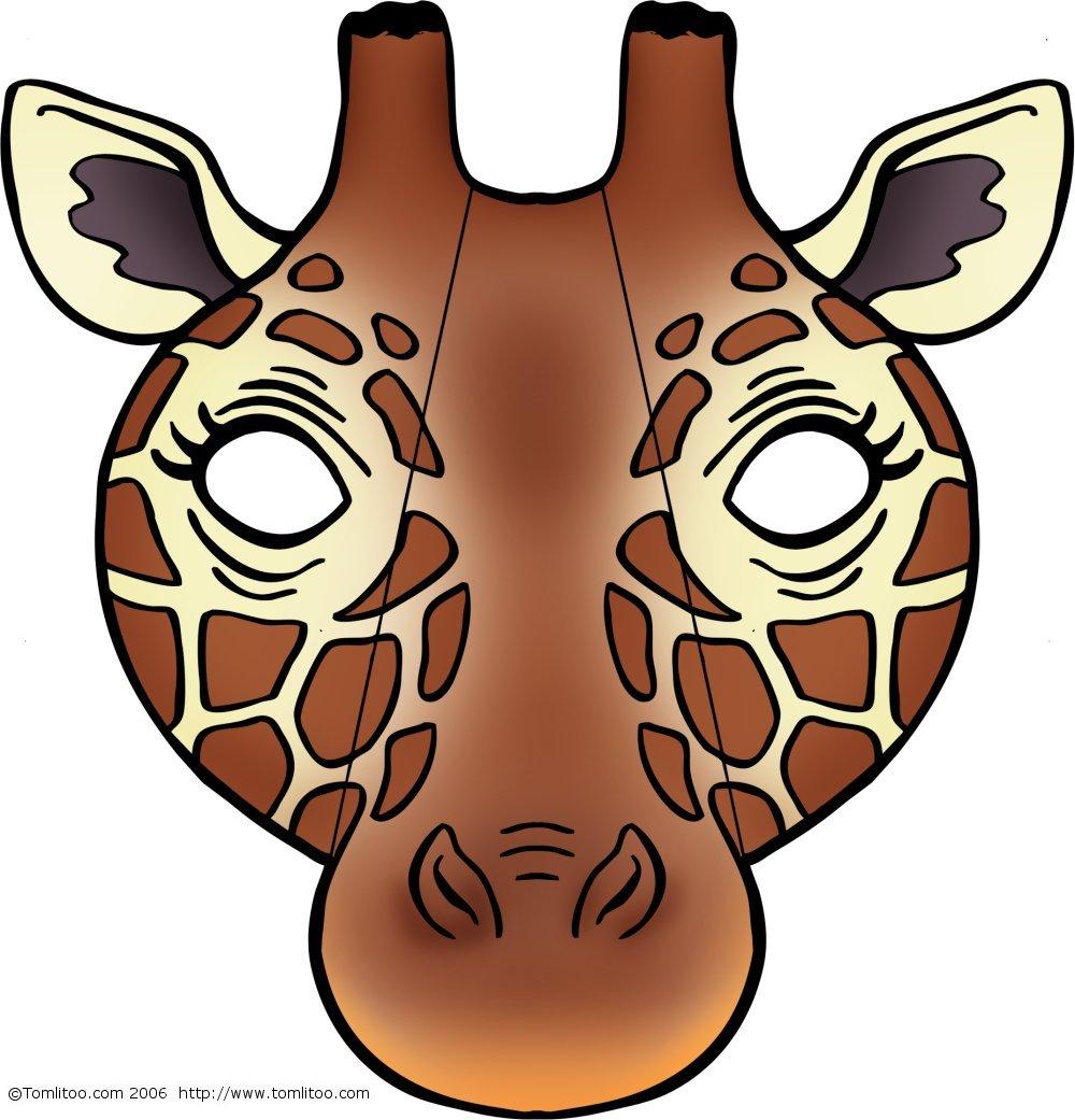 Как сделать маски животных