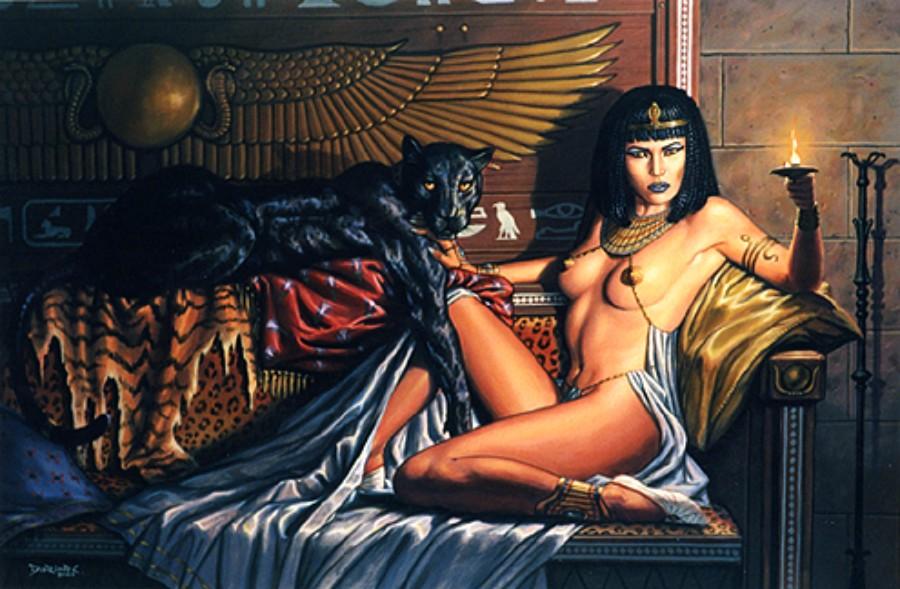 Фото клеопатры в сексе 26 фотография