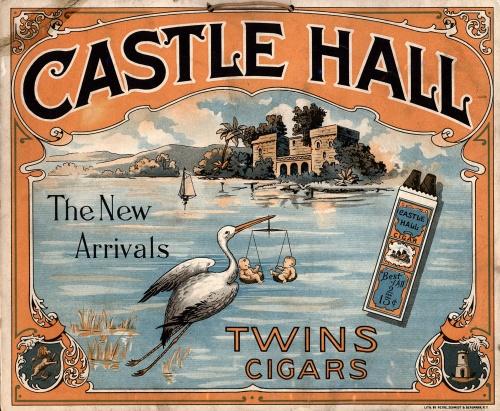 Ретро плакаты. Табак (37 плакатов)