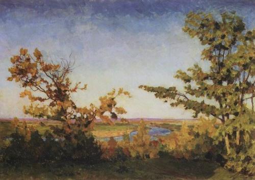 Живопись: Грабарь Игорь Эммануилович (1871 - 1960) (106 работ)