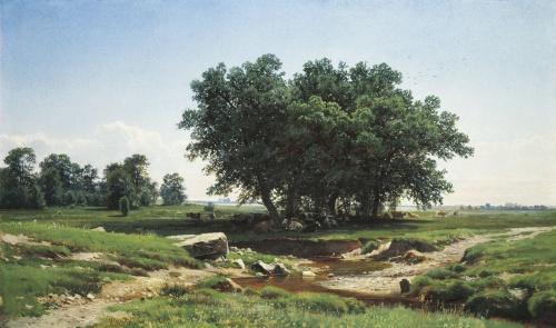 21 картина Ивана Шишкина (21 работ)
