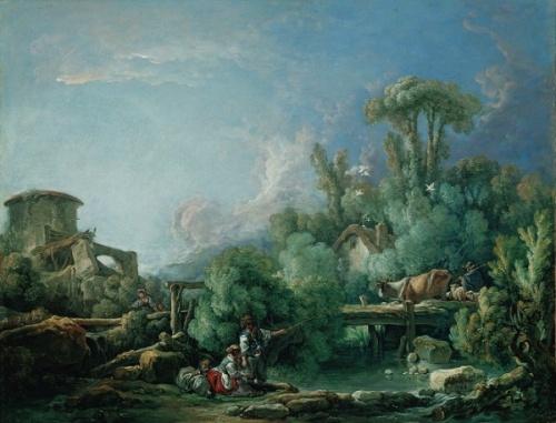 Francois Bouche (102 работ)