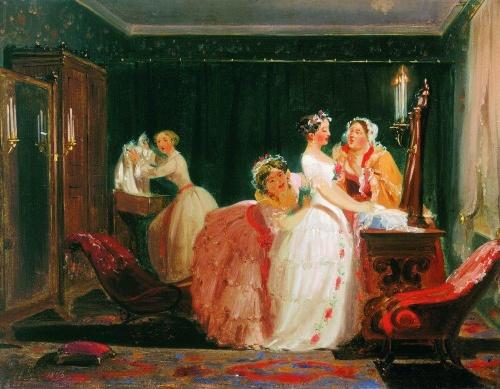 Русские художники: Федор Андреевич Бронников (1827-1902) (105 работ)