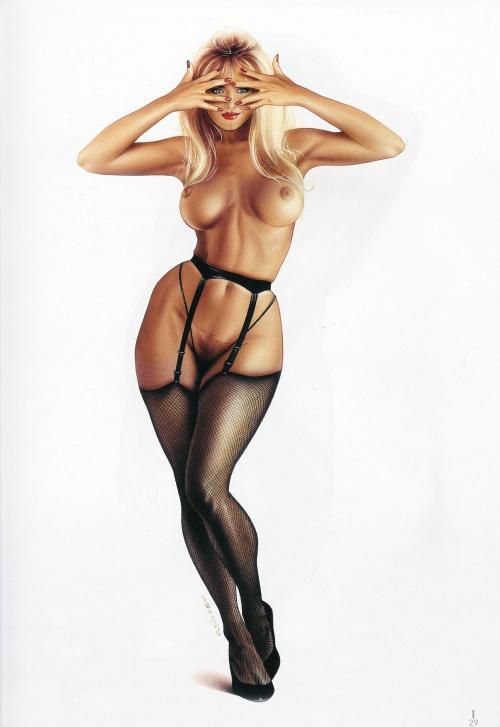 Искусство Карлоса Диеза (138 работ)