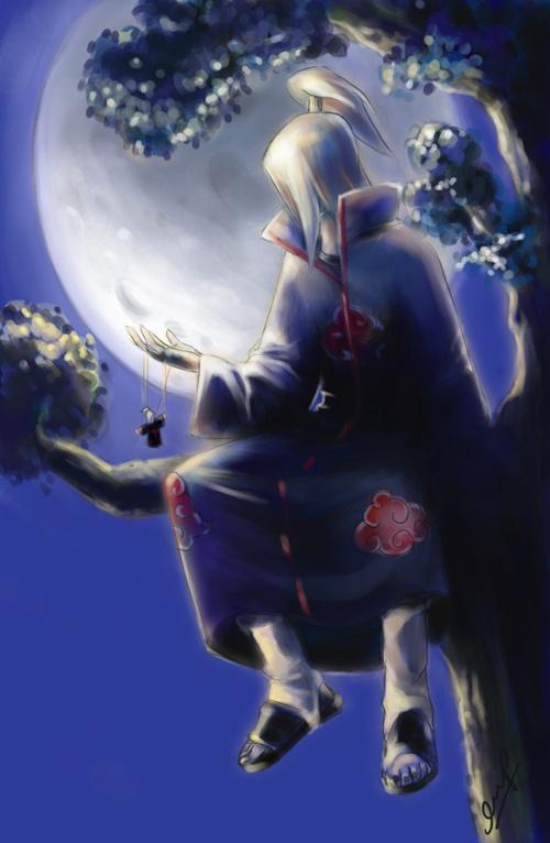 Рисунки японских художников (33 работ)