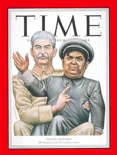 Обложки журнала TIME, посвященные СССР (111 фото)
