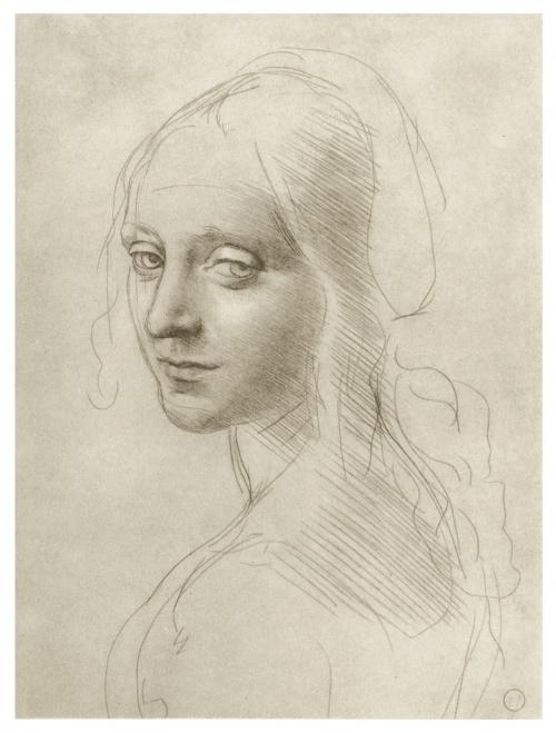 Великий Леонардо ч.2 (45 работ)