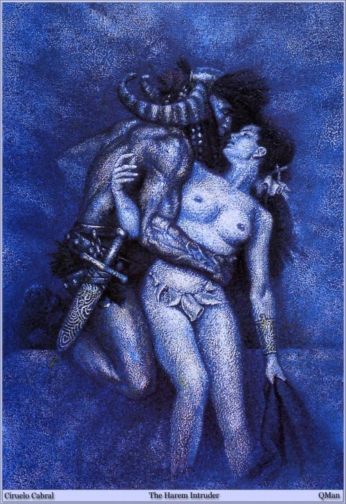 Art by Ciruelo Cabral part 2 (101 работ)