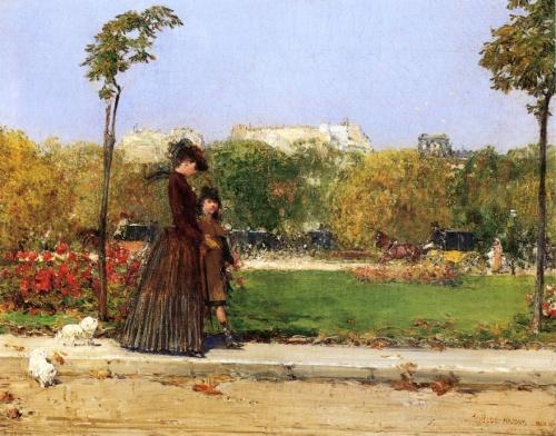 Импрессионизм. William Merritt Chase ( 1849 – 1916) (294 работ)