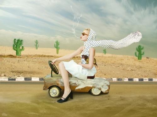 Kassandra (Ёлка Черненко) - Работы креативной фотохудожницы (229 работ)