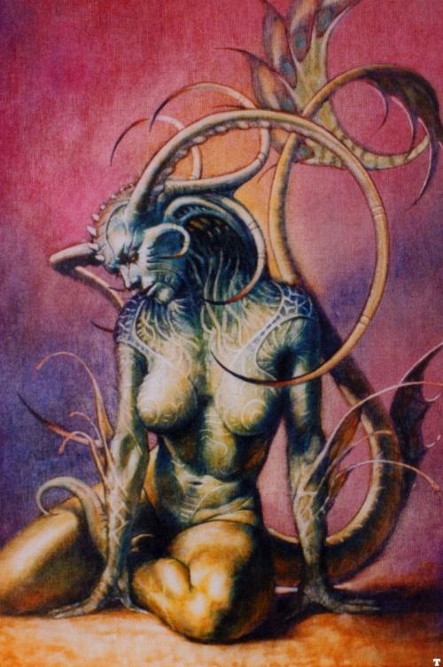 Art by Dorian Cleavenger part 2 (74 работ)