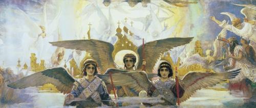 Картины Виктора Васнецова (12 работ)