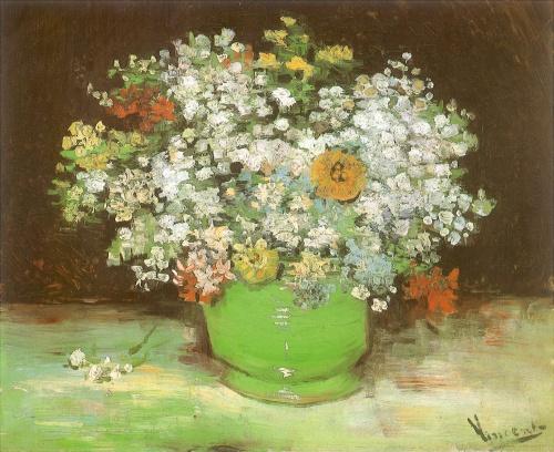 Картины Винсента ван Гога (75 работ)