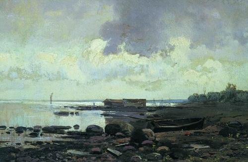 Васильев Федор Александрович (1850-1873) (76 работ)