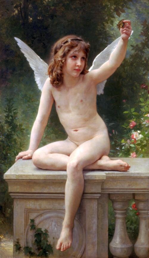 William-Adolphe Bouguereau (1825-1905) (139 работ)