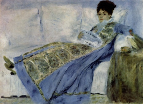 Pierre-Auguste Renoir (25 февраля 1841, Лимож — 2 декабря 1919, Канье-сюр-Мер) (154 работ)
