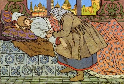 Русь ведическая ч.3: Иван Билибин (35 работ)