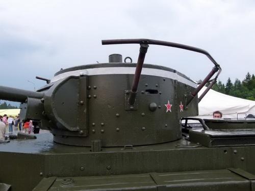Советский легкий танк БТ-7 образца 1935 года (336 фото)