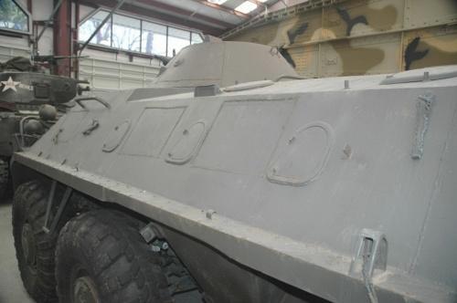 Советский бронетранспортер БТР-70 (99 фото)