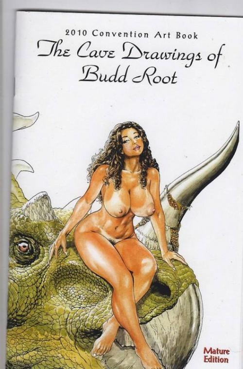 Реликтовый pin-up Budd Root (783 работ)