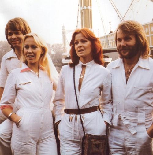 ABBA - Группа АББА (43 фото)