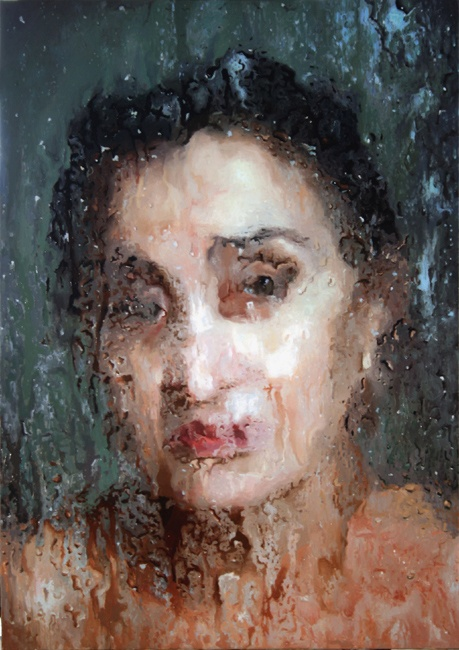 Абстракция и реализм Алисы Монкс (Alyssa Monks) (70 работ)