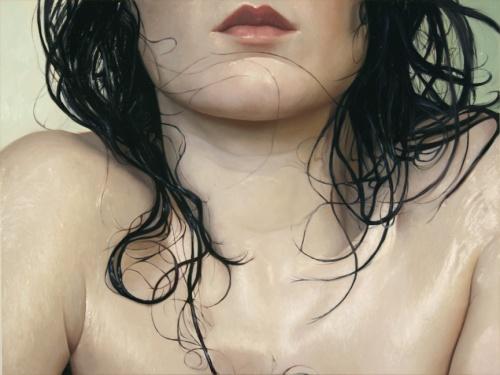 Абстракция и реализм Алисы Монкс (Alyssa Monks) (70 работ)