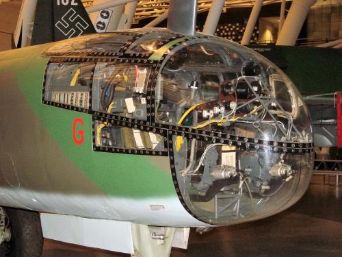 Немецкий бомбардировщик Arado Ar-234B Blitz (39 фото)