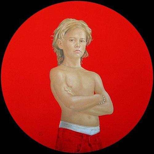 Испанский художник Salustiano (60 работ)