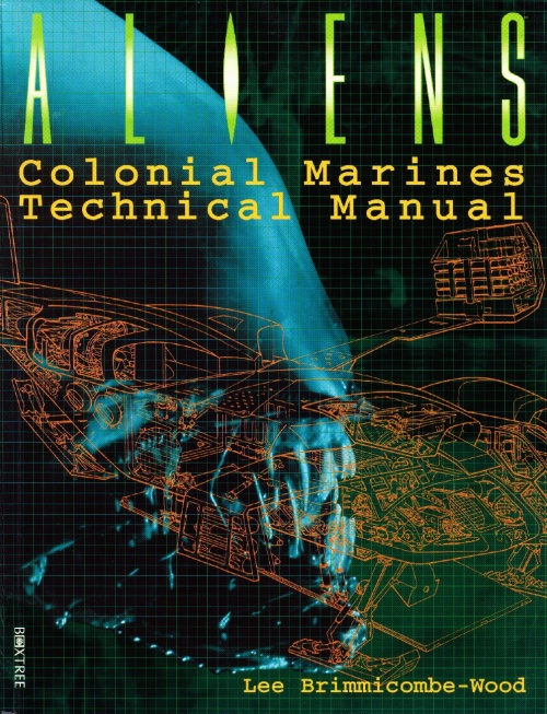 Aliens - Colonial Marines Technical Manual (163 работ)