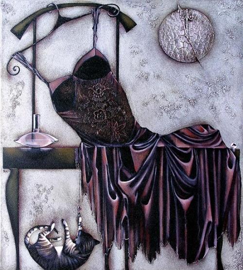 Художница Ira Tsantekidou (89 работ)