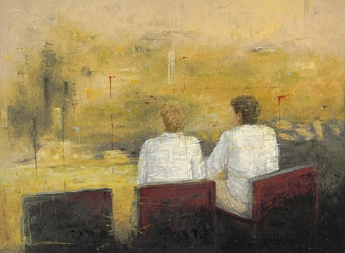Erica Hopper Painting (44 работ)