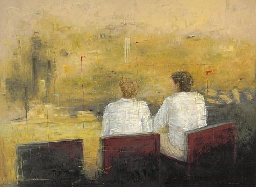 Erica Hopper Painting (44 работ)