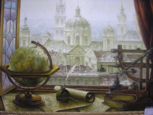 Работы украинского художника Игоря Кухарского (67 работ)
