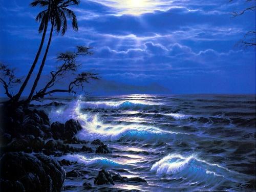 Маринист с Гавайских островов Кристиан Риес Лассен (Christian Riese Lassen) (396 работ)