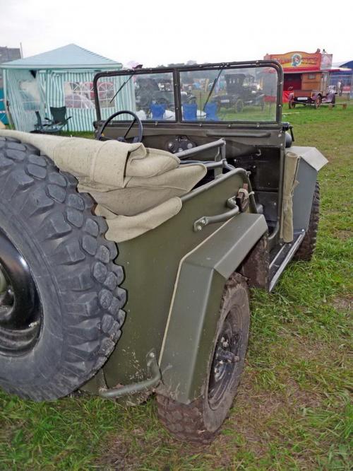 Советский автомобиль ГАЗ-67 (220 фото)