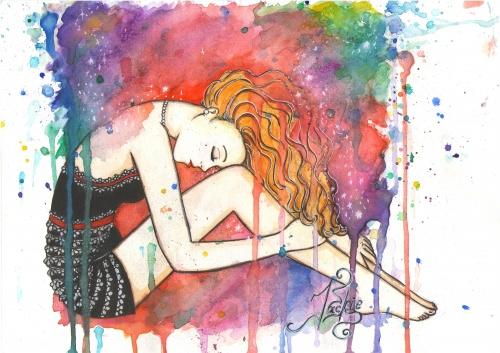 Иллюстрации Юлии Кудлай (Jackie) (31 работ)