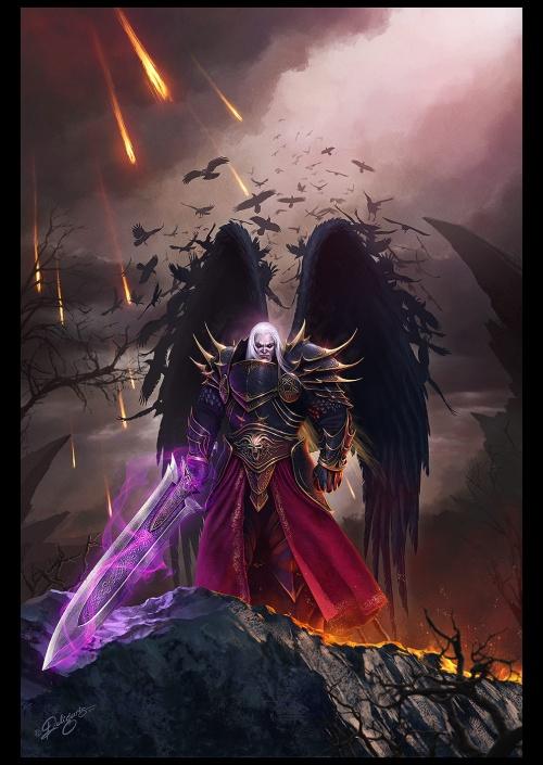Fantasy Artwork (95 работ)
