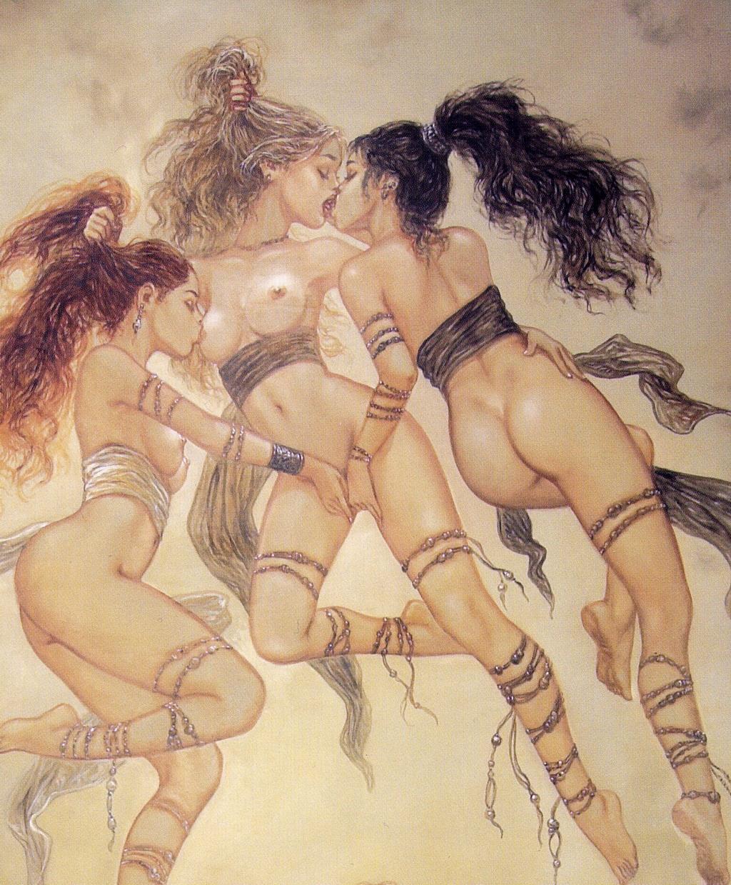 Думаю, секс древнего мира