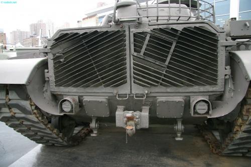 Американский основной танк M60 (28 фото)