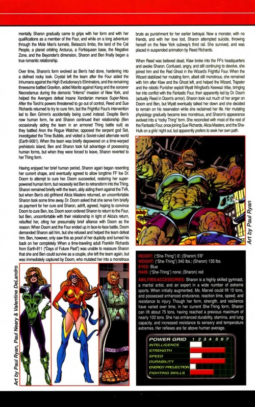 Official Handbook of the Marvel Universe A to Z (5 том)