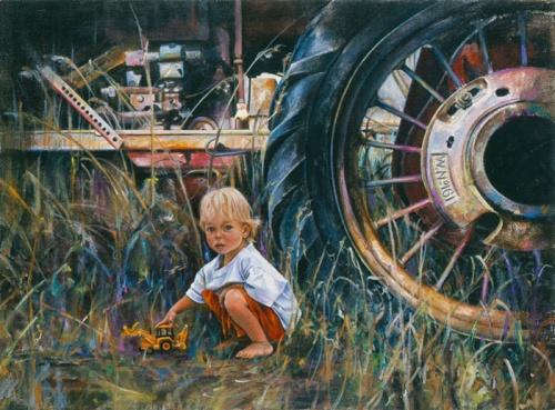 Работы Lori Preusch (72 работ)
