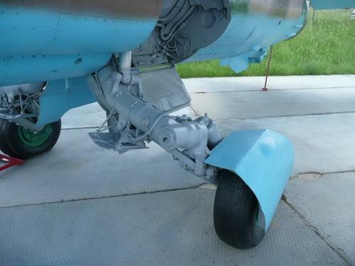 Советский истребитель Mikoyan MiG-23MLD (Flogger-K) (149 фото)